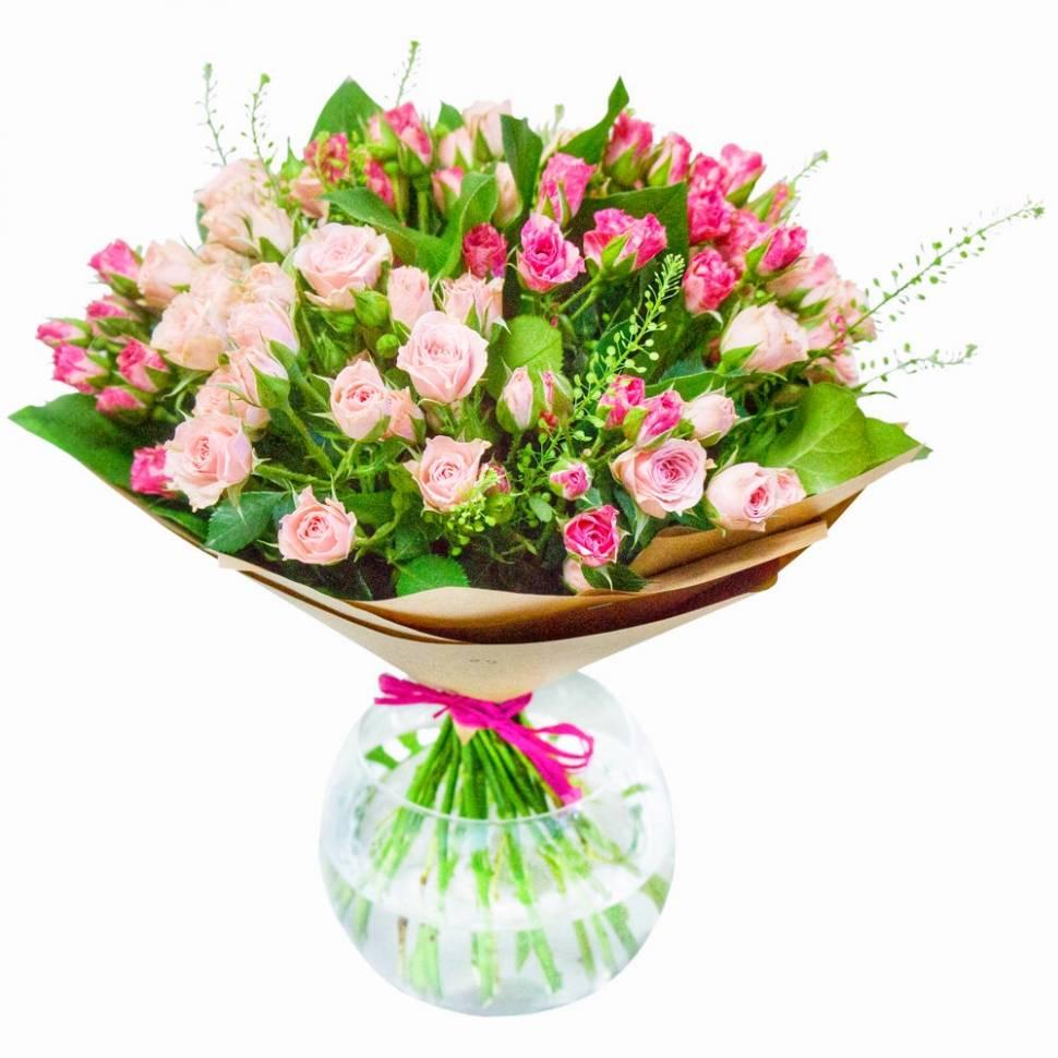Моя нежностьКустовые розы<br><br>